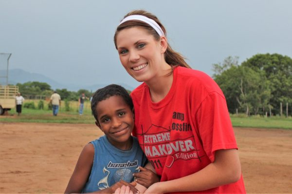Dominican Republic Mission Trip with College Student