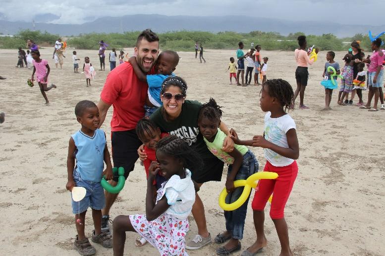 Mission Trip to Haiti - Children's ministry