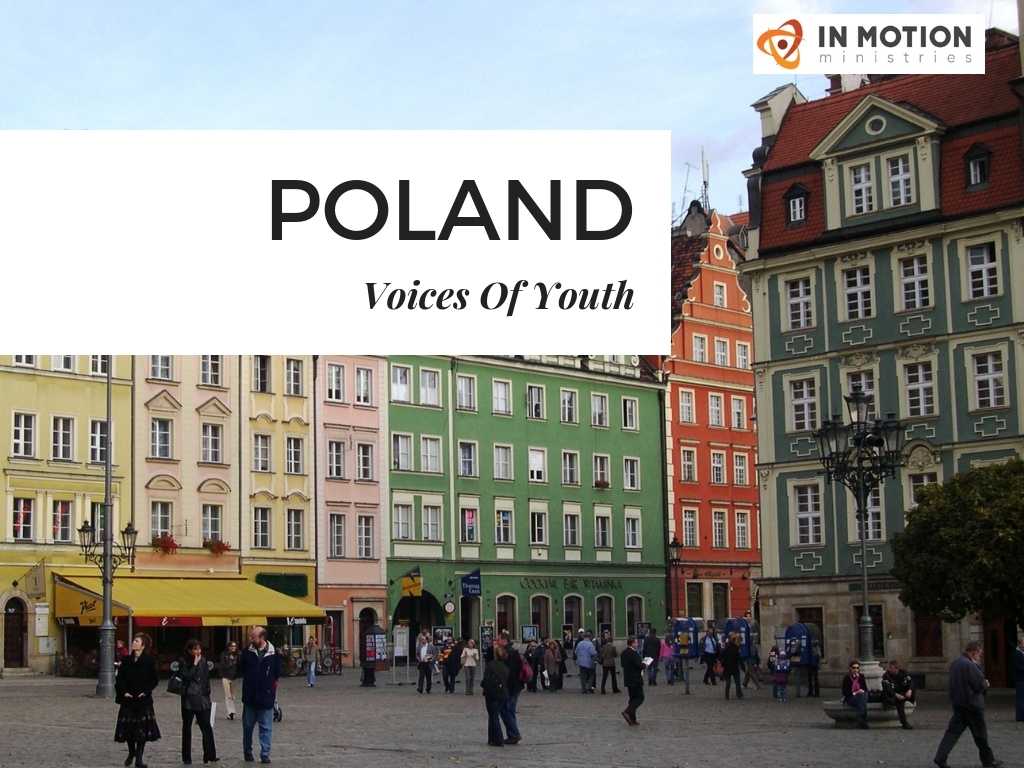 Ad Image for Poland, Voice of Youth Mission Trip
