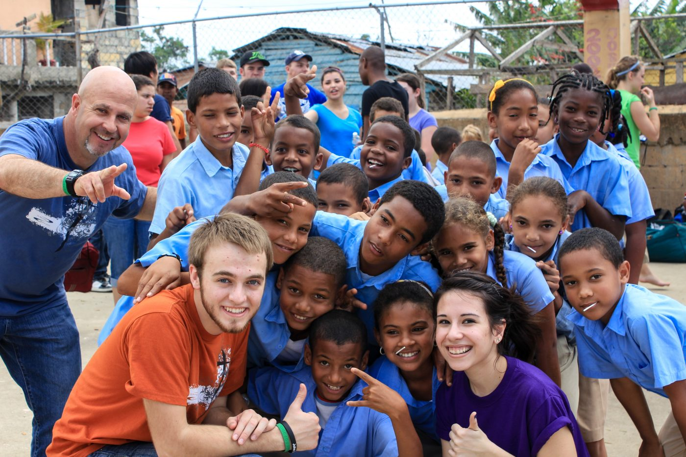 In Motion Ministries mission trips - build a mission trip for a group or join one as an individual
