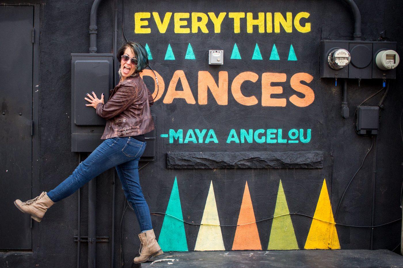 Everything Dances