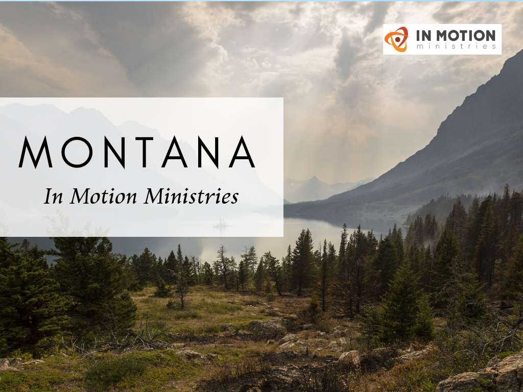 Montana United States - Indian Reservation - Open Mission Trip - June 20th through 29th 2019